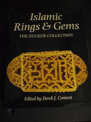 Islamic Rings and Gems : The Benjamin Zucker Collection 1987 medieval jewelry