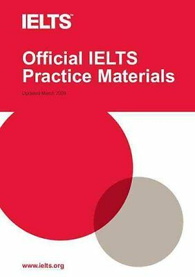 Official IELTS Practice Materials 1 with Audio CD 9781906438463