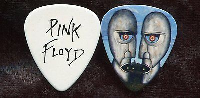 PINK FLOYD Novelty Guitar Pick!!! David Gilmour Roger Waters DIVISION BELL