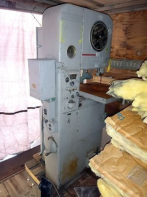 """BAND SAW, under repair █▓▒░PRICE REDUCED░▒▓█  DO-ALL 16"""" AUTOMATIC TABLE FEED"""