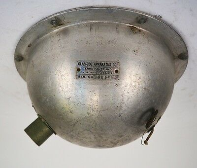 Glas-Col Apparatus Co. Round Aluminum Heating Mantle 500W 115V