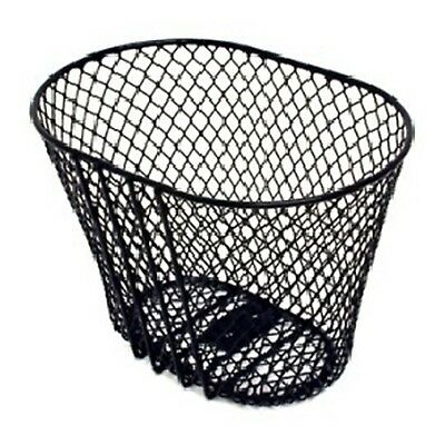 Wire Mesh Front Bike Basket for Kids Bike
