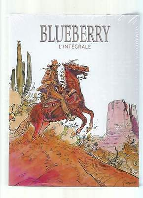 Giraud / Charlier . L'intégrale Blueberry ( Contient Les 28 Tomes ) . 2014 .