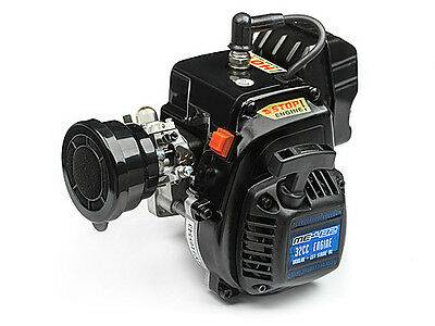 MAVERICK BLACKOUT ST [MV12403] ME- 432 32CC 4xBOLT HEAD PETROL ENGINE #MV24195