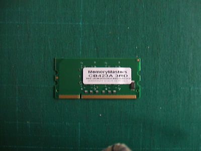 HP Compatable CB423A 256 MB, DDR2 RAM, DIMM 144-pin Printer Memory Upgrade