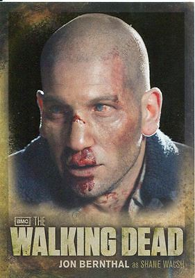 The Walking Dead Season 2 Character Bios Chase Card CB03
