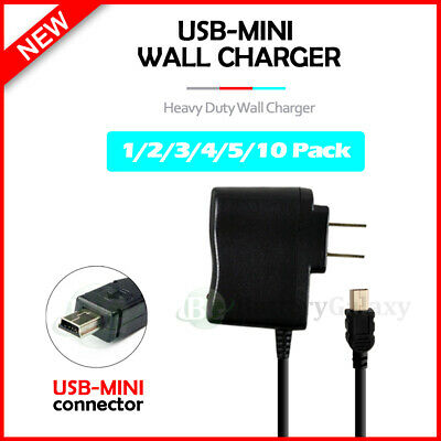 1 2 3 4 5 10 Lot Wall Charger for Motorola RAZOR RAZR v3 v3c v3i v3m v3r v3t HOT