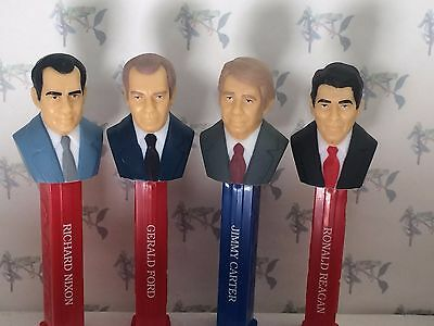 PEZ - Educational series - Pick a President from Volume Eight - loose