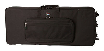 Gator GK-49 Lightweight Keyboard Case with Wheels (NEW)