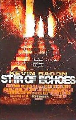 Stir Of Echoes Original Rolled Movie Poster 1999 Kevin Baccon