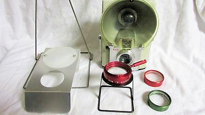 VINTAGE EARLY 1960s KODAK STARTECH CAMERA w/ LENS FOR DENTAL AND MEDICAL PHOTOS