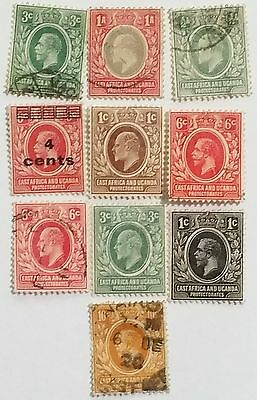 East Africa & Uganda  Used  Stamps...worldwide Stamps