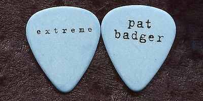 EXTREME 1995 Punchline Tour Guitar Pick!!! PAT BADGER custom concert stage #2