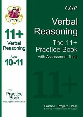 11+ Verbal Reasoning Practice Book with Assessment Tests Ages 1... 9781847628213