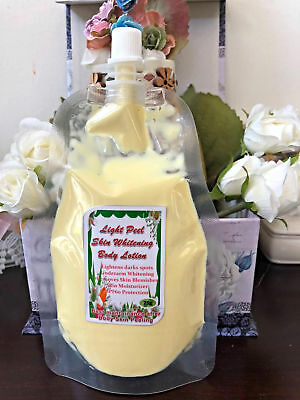 1 Skin Peel Body Lotion Kojic Acid Skin Whitening Bleaching Cream 75g