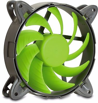 Nanoxia Special N.N.V. Quiet Fan 120mm PWM, world's first vibration-free PC fan