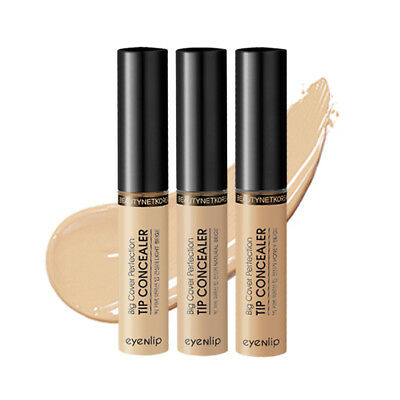 [EYENLIP] Big Cover Perfection Tip Concealer 5ml 3 Color / Perfect cover