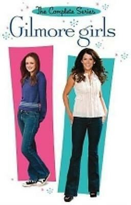 Gilmore Girls: The Complete Series Collection (DVD, 2013, 42-Disc Set) VG 5LB