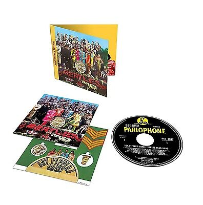 The Beatles - Sgt Pepper - 50th Anniversary Edition CD