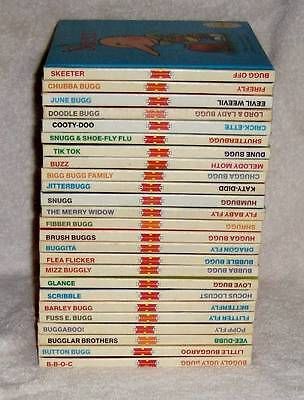 HUGE Lot Of 25 TOPSY TURVY Hardcover Books by Stephen Cosgrove (1988) FREE SHIP!