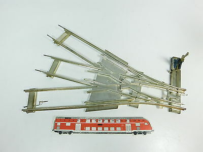 az137-1 #1 Gauge Three-Way Soft/Manual Points for clockwork-operated Tested