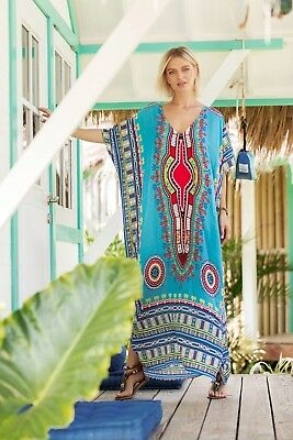 DASHIKI DRESS PLUS Size Traditional Maxi Dresses African ...