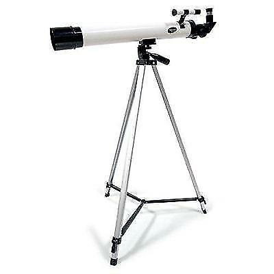 Balance Living Refractor Telescope (50X /100X) with Tripod New