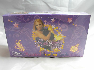 Sabrina The Teenage Witch Sealed Box Of 36 Packs