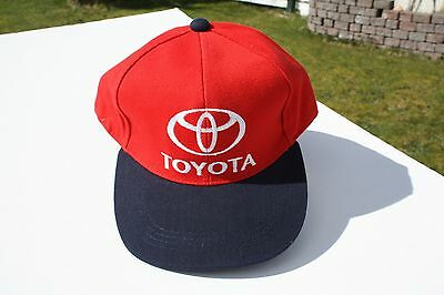 Ball Cap Hat - Toyota - Red Blue (H1743)