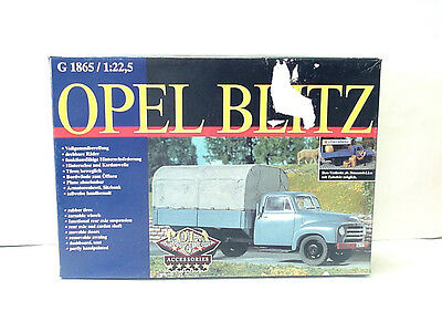 Pola G Scale Opel Blitz Covered Delivery Pick-up Truck Model Train Kit # 1865