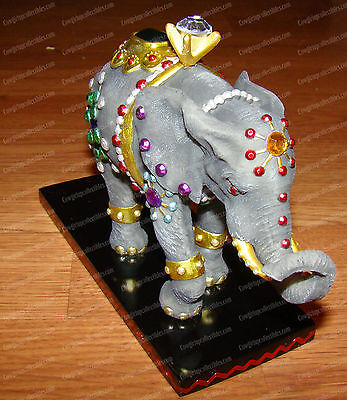 Jewel (Elephant Parade) 1st Edition / 0152 (by Westland Giftware, 13076)