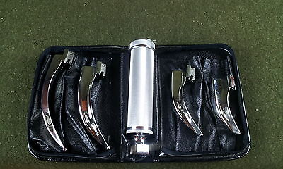 LSL Laryngoscope Infant-Child-Adult MACINTOSH 1-4
