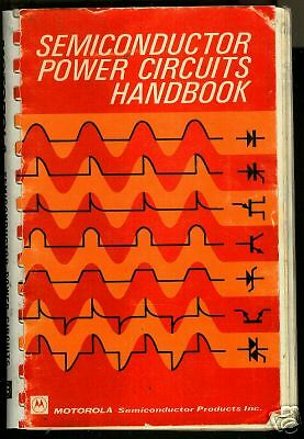 Motorola Semiconductor Power Circuits Handbook-Audiio Power Amplifiers-Inverters