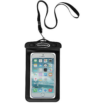 Mirage I Phone Dry Bag Waterproof Neck Pouch Cover Protector