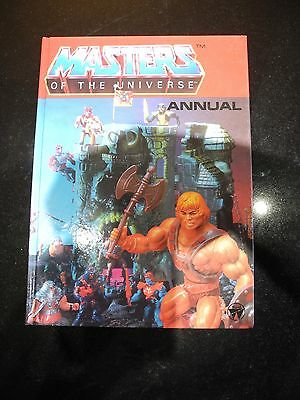 Masters of the Universe Annual 1983, Unclipped. VG/F