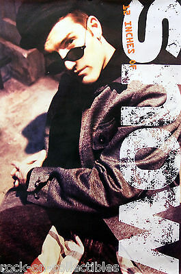 Snow 1993 12 Inches Of Official Atlantic Records Promo Poster