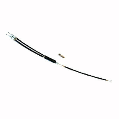 Gyro Cable Universal Spare Brake Cable Black Upper