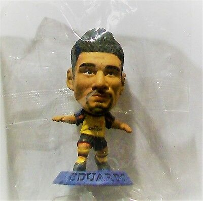 Microstars ARSENAL (AWAY) EDUARDO, BLUE BASE MC12005