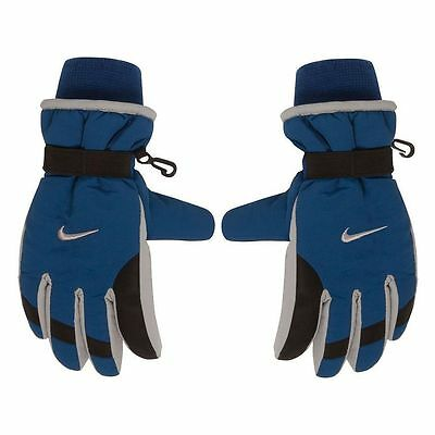 BOYS GIRLS YOUTH 8-20 NIKE THINSULATE  WINTER SNOW SKI GLOVES WARM New Tags $28