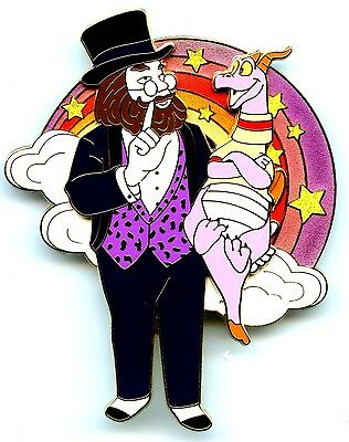 WDCC - Imaginary Friends - Figment and Dreamfinder (Jumbo) Pin
