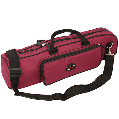 Brand New Trumpet Soft Case Nylon  Gig Bag Red