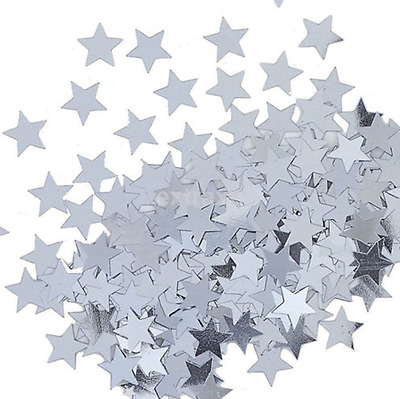 1000pc Star Shape Confetti Table Scatter Wedding Anniversary Decoration CA