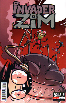 INVADER ZIM (2015) #12 New Bagged