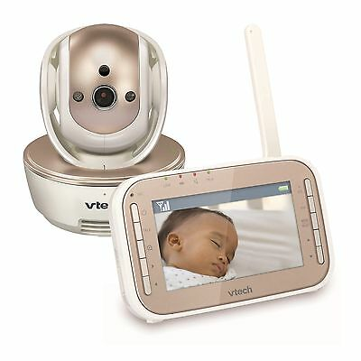 Vtech VM343 Digital Video Baby Monitor with Pan & Tilt Night Vision Camera