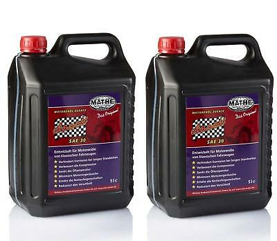 Mathe Classic 10 Liter, Oldtimer, Youngtimer Additiv Literpreis 32,50 € TOP!!