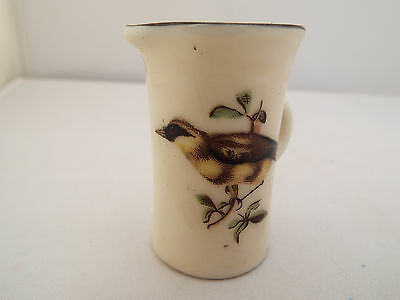 ARCADIAN CRESTED CHINA  SOUVENIR JUG - 'A GIFT FROM NESTON'  c.1912
