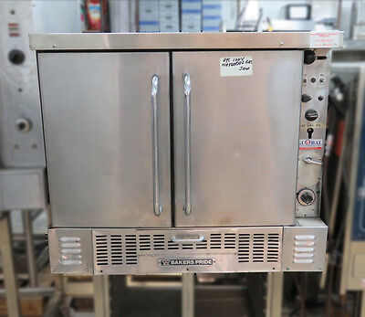 Bakers Pride - X-500 - Commercial Single Convection Oven - Nat Gas