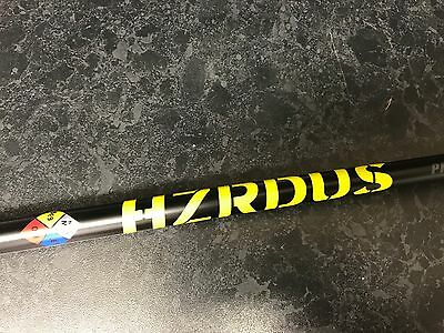 TAYLORMADE M1 M2 R15 SLDR DRIVER SHAFT - PROJECT X HZRDUS YELLOW 63g 6.0 STIFF