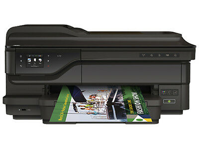 Hewlett-packard - Officejet 7612 WF e-All-in-One (G1X85A), Multifunktionsdr NEU