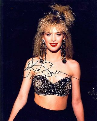 Kristy Swanson, Actress Autographed Signed 8X10 Looking Hot With Coa